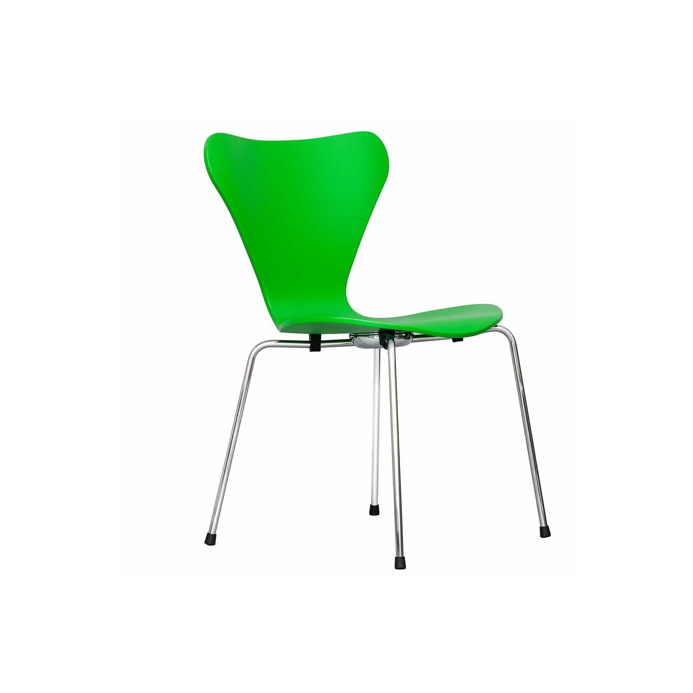 arne jacobsen stuhl 3107 ein steelform designklassiker. Black Bedroom Furniture Sets. Home Design Ideas