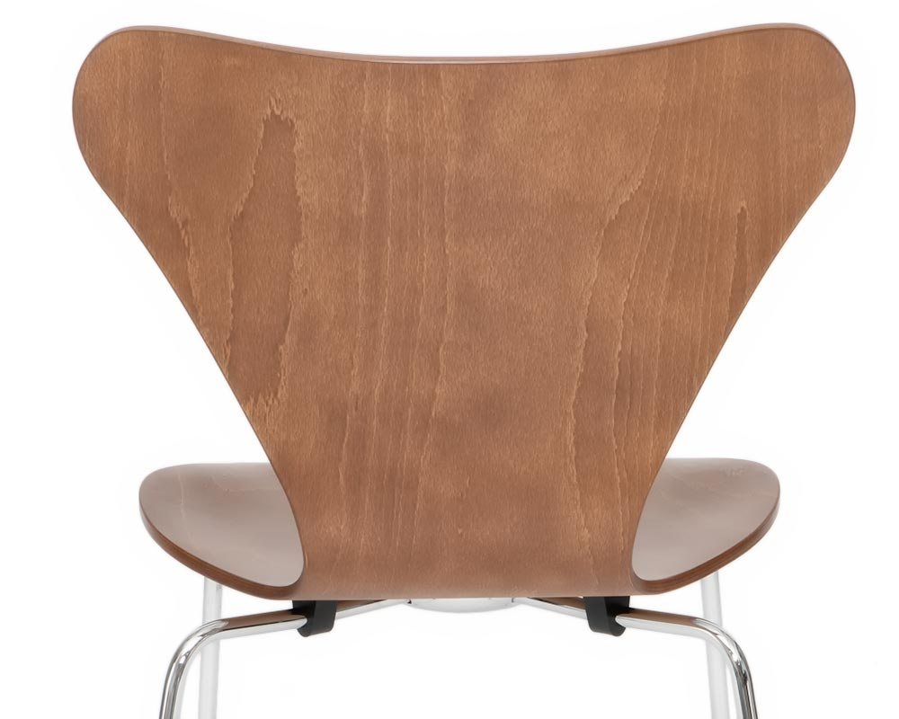 Arne Jacobsen 3107 Chair Surfaces Steelform