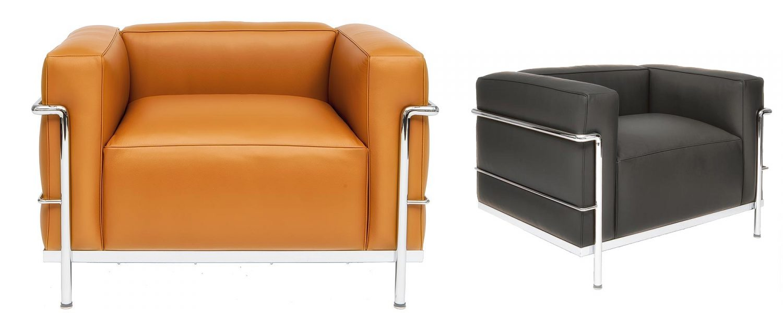 Corbusier LC 3 Armchair