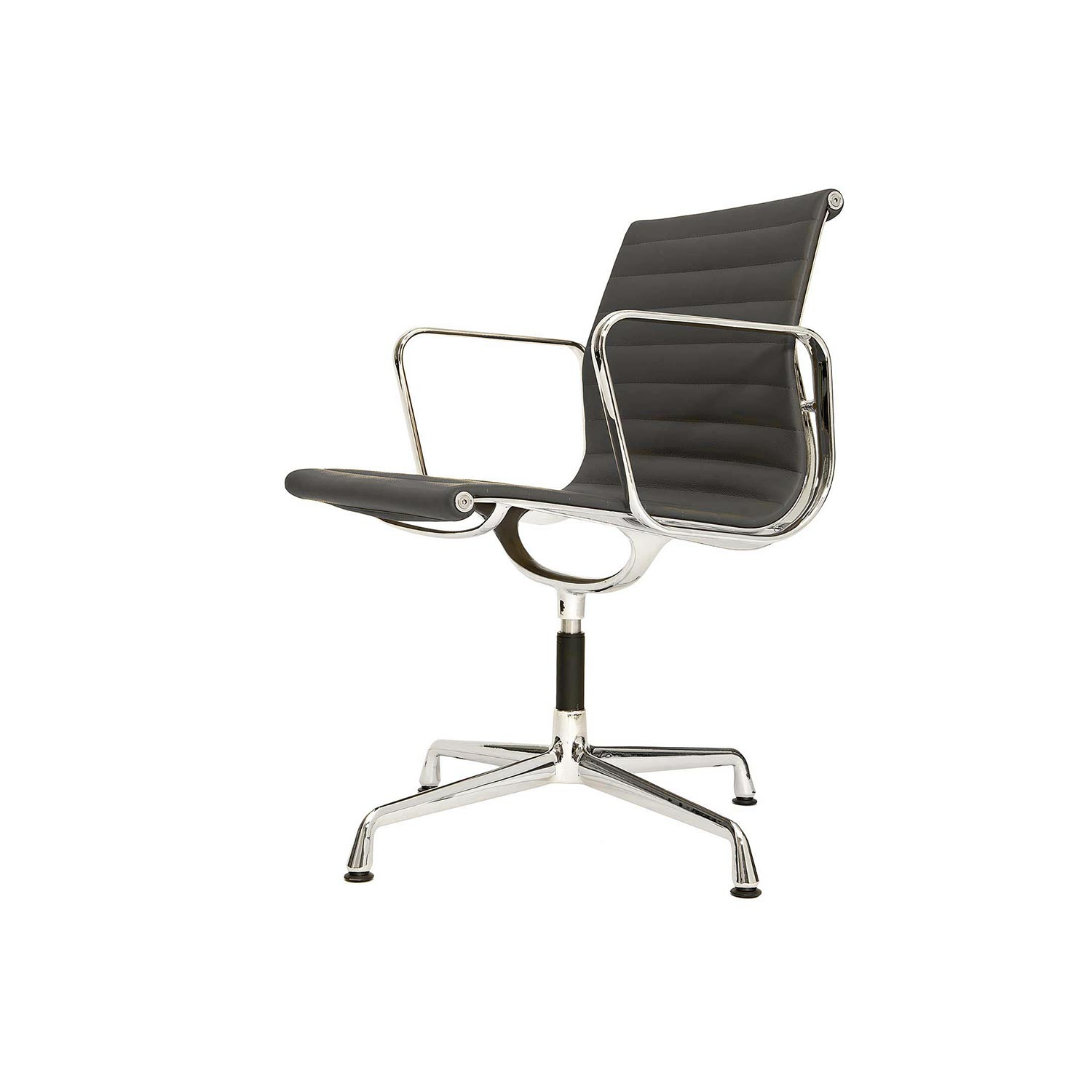 Eames alu chair ea 208 soft pad eames alu chair office for Eames alu chair replica