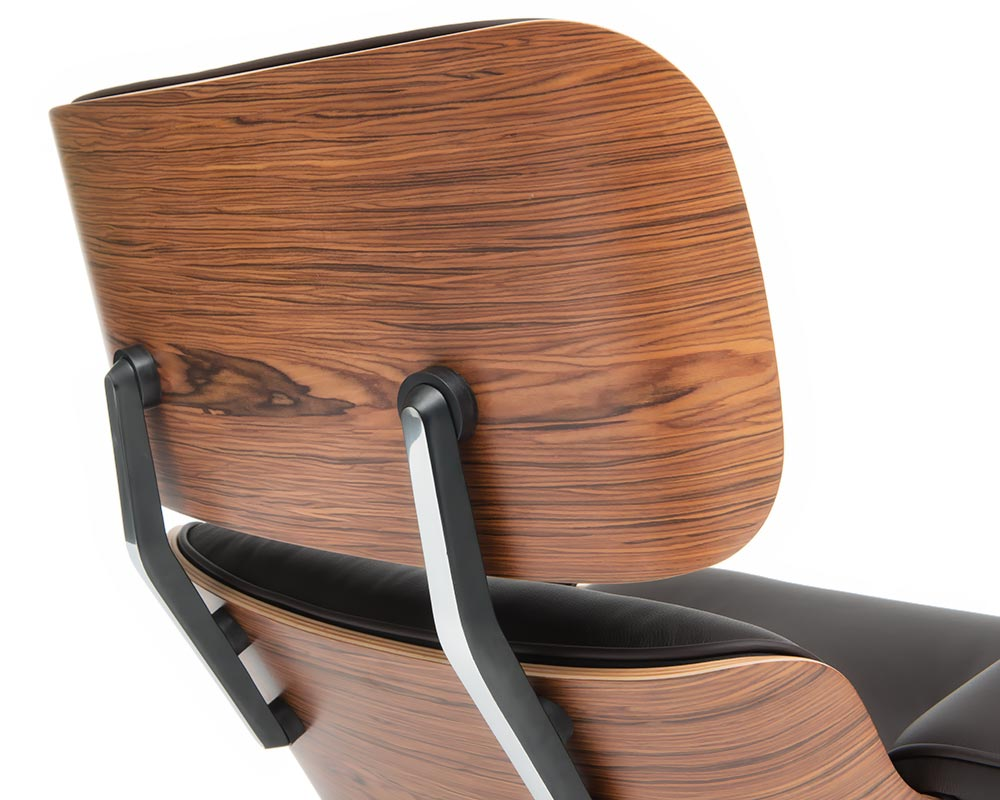 Charles Eames Lounge Chair wood