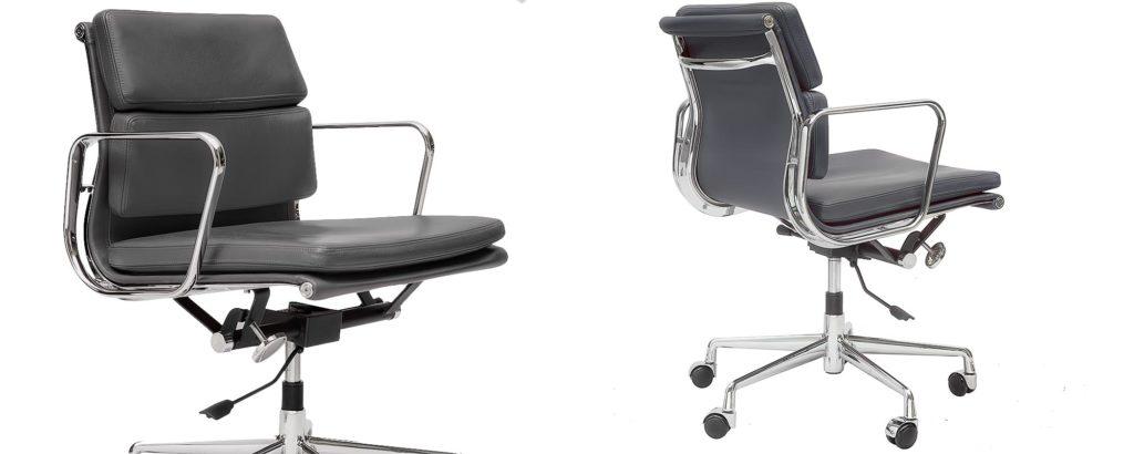 Eames Soft Pad Chair EA 217