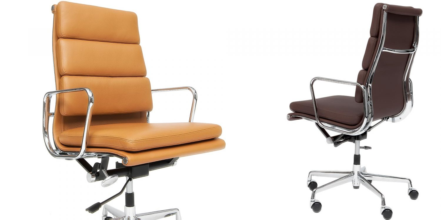 Eames Soft Pad Chair EA 219