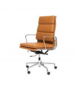 Charles Eames Soft Pad Chair EA 219