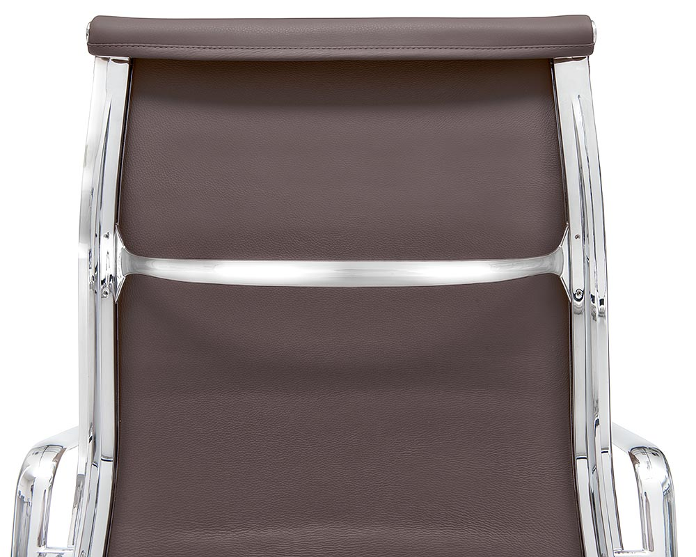 Soft Pad Chair leather back