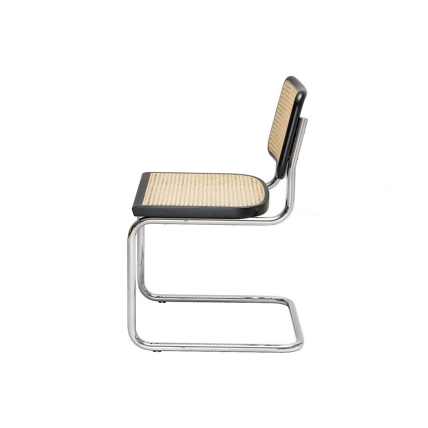 cesca chair b 32 designed by marcel breuer steelform design classics. Black Bedroom Furniture Sets. Home Design Ideas