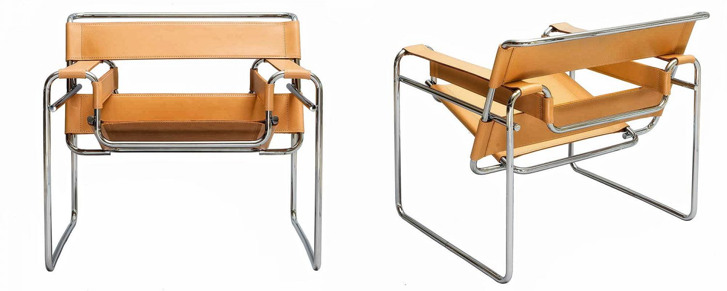 Marcel Breuer Wassily Chair  sc 1 st  steelform & Wassily Chair designed by Marcel Breuer | steelform design classics