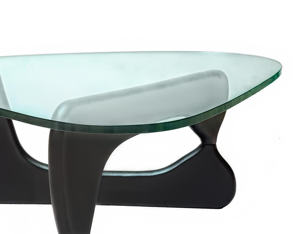 thick glass top on Coffee Table