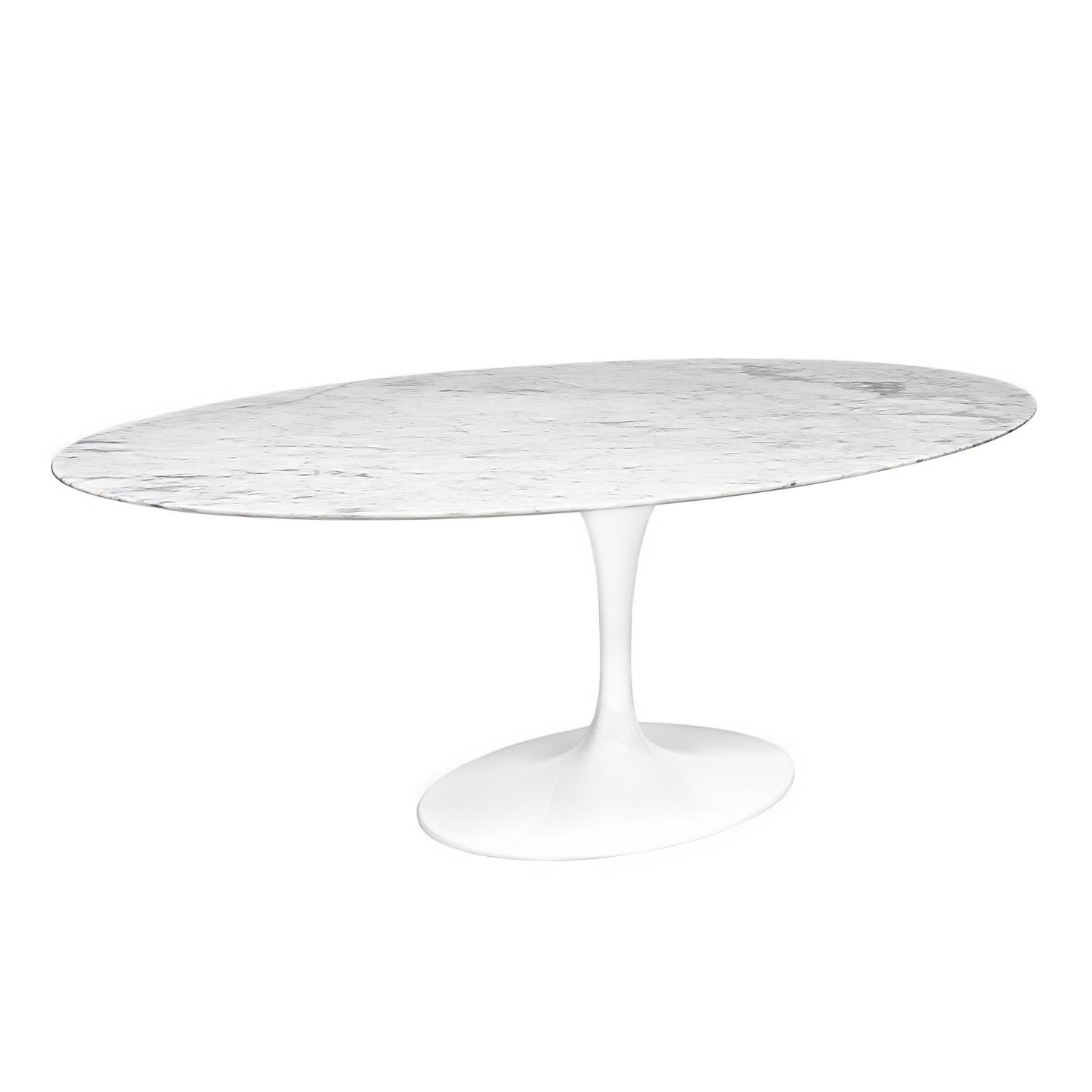eero saarinen tulip table a steelform design classic. Black Bedroom Furniture Sets. Home Design Ideas
