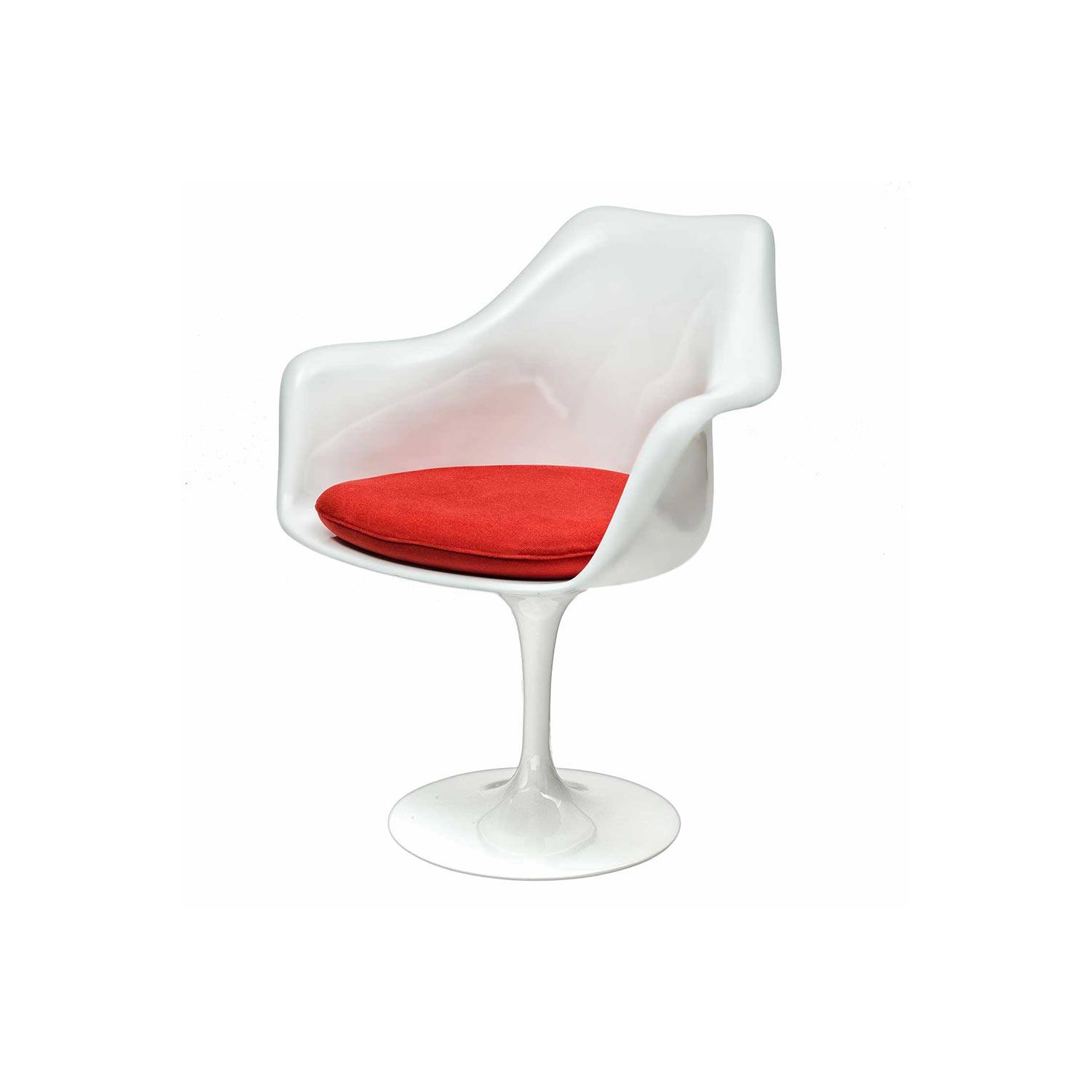 Awesome Eero Saarinen Tulip Armchair