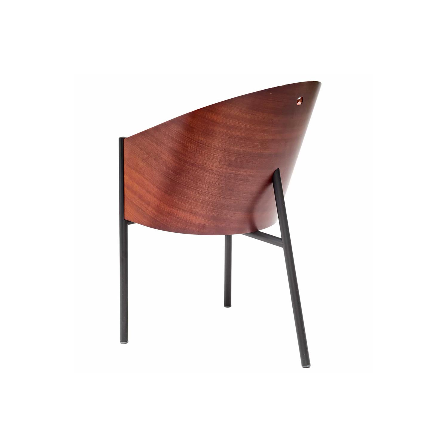 Costes chair designed by philippe starck steelform for Philippe starck chaise