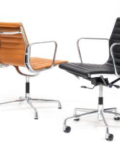 Eames Aluminium Group Chairs