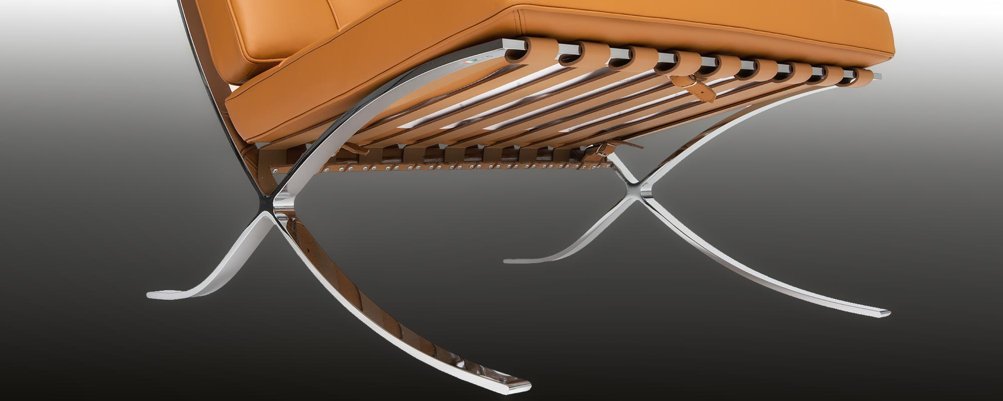 mies van der rohe barcelona sessel ein steelform designklassiker. Black Bedroom Furniture Sets. Home Design Ideas