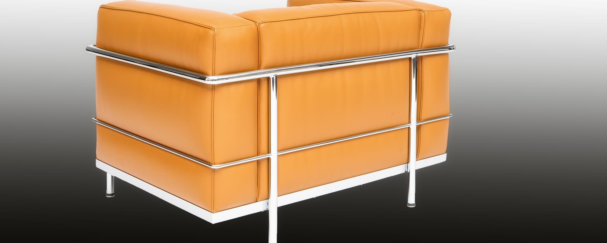Corbusier Designed Chair Lc 31 Steelform Design Classics