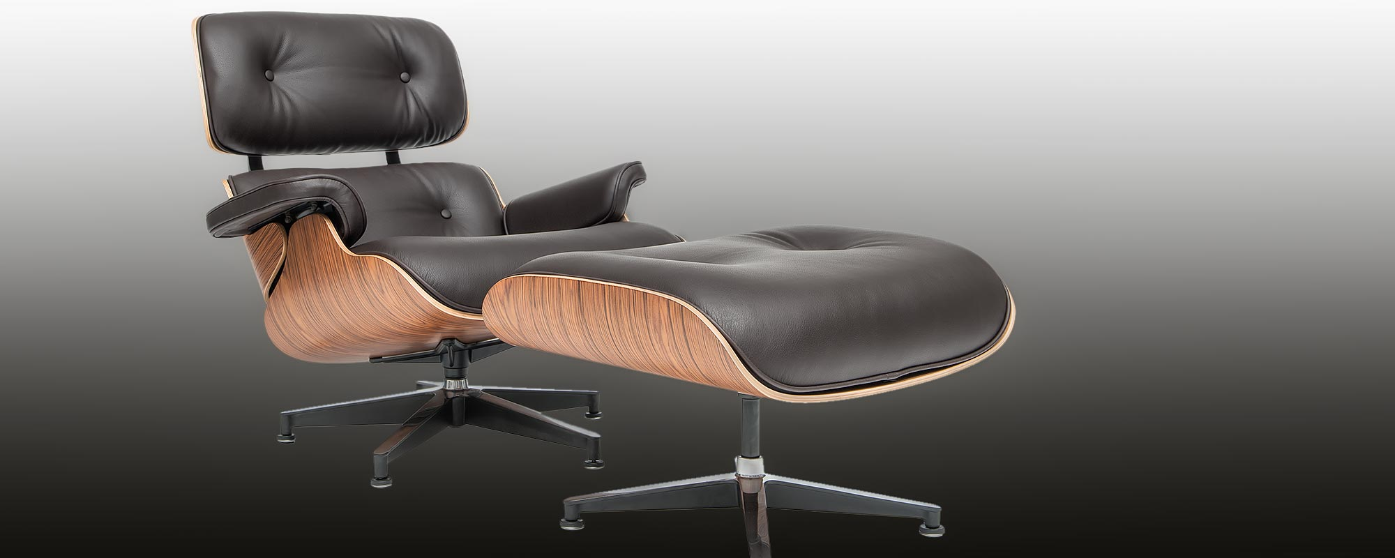 Eames inspired lounge chair a steelform design classic - Lounge chair eames prix ...